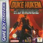Portada oficial de de Duke Nukem para Game Boy Advance