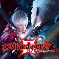 Portada oficial de Devil May Cry 3: Special Edition para Switch