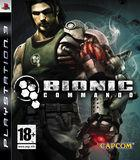 Portada oficial de de Bionic Commando para PS3