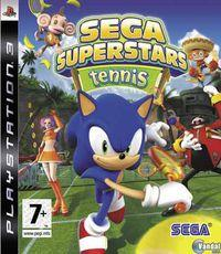 Portada oficial de Sega Superstars Tennis para PS3