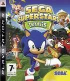Portada oficial de de Sega Superstars Tennis para PS3
