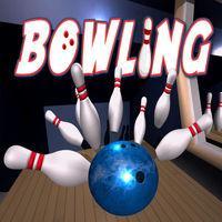 Portada oficial de Bowling para Switch