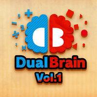Portada oficial de Dual Brain Vol.1: Calculation para Switch