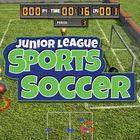 Portada oficial de de Junior League Sports - Soccer para Switch