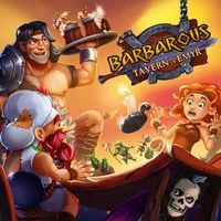 Portada oficial de Barbarous: Tavern of Emyr para Switch