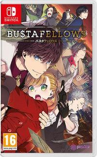 Portada oficial de Bustafellows para Switch