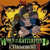 Portada oficial de Wolf of the Battlefield: Commando 3 PSN para PS3