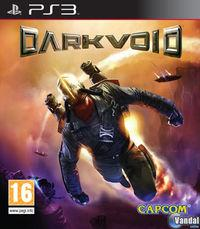 Portada oficial de Dark Void para PS3
