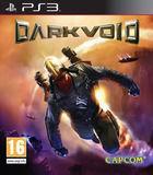 Portada oficial de de Dark Void para PS3