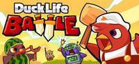 Portada oficial de Duck Life: Battle para PC
