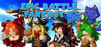 Portada oficial de Epic Battle Fantasy 5 para PC