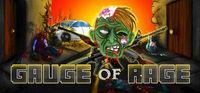 Portada oficial de Gauge Of Rage para PC