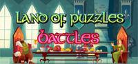 Portada oficial de Land of Puzzles: Battles para PC