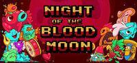 Portada oficial de Night of the Blood Moon para PC
