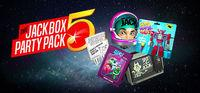 Portada oficial de The Jackbox Party Pack 5 para PC