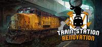 Portada oficial de Train Station Renovation para PC