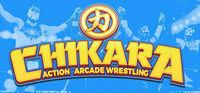 Portada oficial de CHIKARA: Action Arcade Wrestling para PC