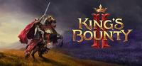 Portada oficial de King's Bounty II para PC