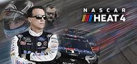 Portada oficial de NASCAR Heat 4 para PC