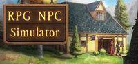 Portada oficial de RPG NPC Simulator VR para PC