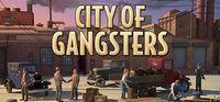Portada oficial de City of Gangsters para PC