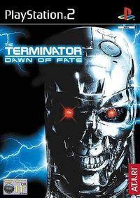 Portada oficial de Terminator: Dawn of Fate para PS2