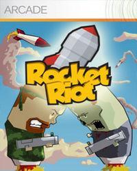 Portada oficial de Rocket Riot XBLA para Xbox 360
