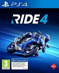 Portada oficial de Ride 4 para PS4