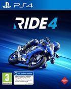 Portada oficial de de Ride 4 para PS4
