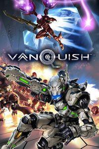 Portada oficial de Vanquish para Xbox One