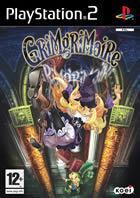 Portada oficial de de Grimgrimoire para PS2