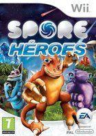 Portada oficial de de Spore: Hero para Wii