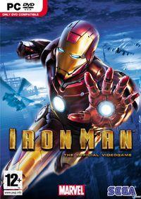 Portada oficial de Iron Man para PC