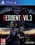 Portada oficial de de Resident Evil 3 Remake para PS4