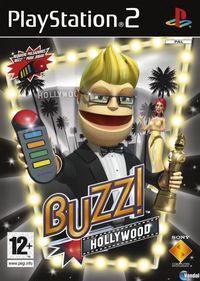 Portada oficial de Buzz! Hollywood para PS2