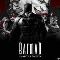 Portada oficial de The Telltale Batman Shadows Edition para PS4