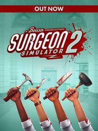 Portada oficial de Surgeon Simulator 2 para PC