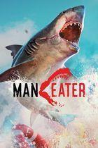 Portada oficial de de Maneater para Xbox One