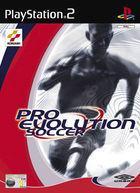 Portada oficial de de Pro Evolution Soccer para PS2