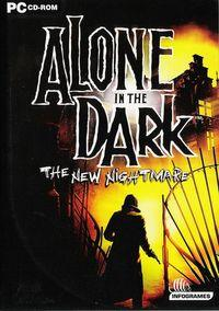 Portada oficial de Alone in the Dark: The New Nightmare para PC