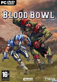 Portada oficial de Blood Bowl para PC