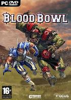 Portada oficial de de Blood Bowl para PC