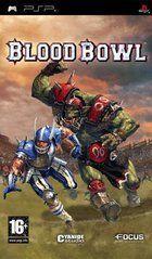 Portada oficial de de Blood Bowl Tactics para PSP