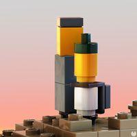 Portada oficial de LEGO Builder's Journey para iPhone