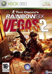 Portada oficial de Tom Clancy's Rainbow Six Vegas 2 para Xbox 360
