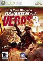 Portada oficial de de Tom Clancy's Rainbow Six Vegas 2 para Xbox 360