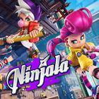 Portada oficial de de Ninjala para Switch