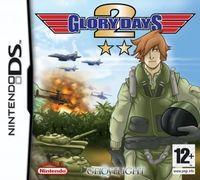 Portada oficial de Glory Days 2 para NDS