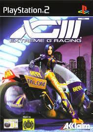Portada oficial de Extreme G3 para PS2