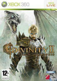 Portada oficial de Divinity 2 - Ego Draconis para Xbox 360